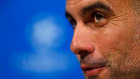 Albtraum-Triple oder Triple-Traum?: Guardiola will Bayern nicht als Unvollendeter verlassen