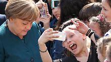 """""""Gute Argumente"""" gegen die AfD: Die kritische Frage stellt Merkel selbst"""
