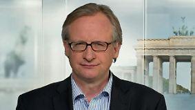 """Politologe von Lucke zur AfD: """"Programm von gewaltigen Widersprüchen gekennzeichnet"""""""