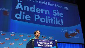 Richtige Themen zur rechten Zeit?: Gründe für den schnellen Aufstieg der AfD