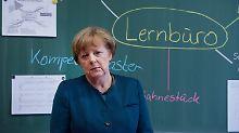 """Merkel und die AfD: """"Sie ist keine Erklär-Kanzlerin"""""""