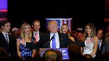 Cruz gibt nach Pleite in Indiana auf: Trump fast am Ziel, Sanders kämpferisch