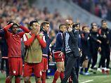 Wieder kein Finale: Josep Guardiola und der Fc Bayern.