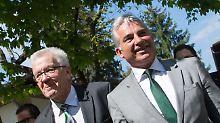CDU als Juniorpartner der Grünen: Wie wollen Sie konservative Wähler halten?