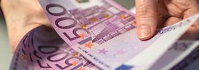 """""""Instrument für illegale Aktivitäten"""": 500-Euro-Schein wird abgeschafft"""