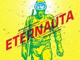 """""""Eternauta"""" ist im Avant-Verlag erschienen, 392 Seiten im Hardcover, schwarz-weiß, 39,95 Euro."""