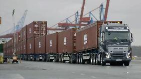 Spektakulärer Test mit neuem Getriebe: Ist der Volvo FH16 der stärkste Truck der Welt?