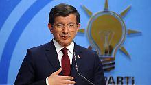 Erst mal miteinander sprechen: EU wartet nach Davutoğlu-Rückzug ab