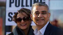 Erstmals in der Stadtgeschichte: London wählt muslimischen Bürgermeister