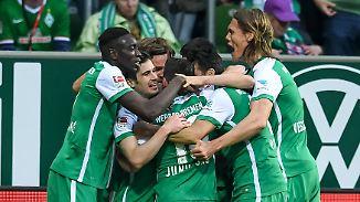 """""""Wir machen uns nicht in die Hosen"""": Werder Bremen geht gestärkt in den Abstiegskampf"""