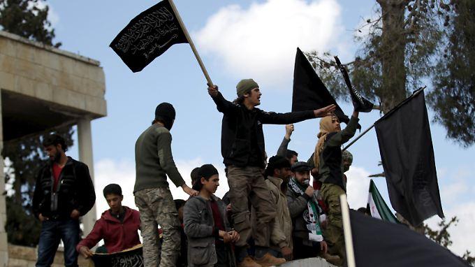 In der Provinz Idlib hat die Nusra-Front an vielen Orten das Sagen.