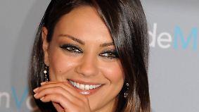 Promi-News des Tages: Mila Kunis plaudert Sex-Geheimnisse aus