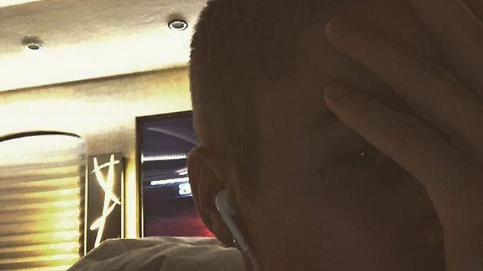 Promi-News des Tages: Bieber überrascht Fans mit Gesichtstattoo
