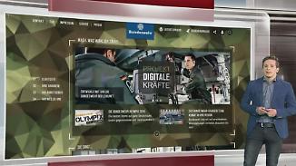 n-tv Netzreporter: So präsentiert sich die Bundeswehr 2.0 im Netz
