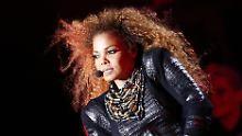 Zum 50. ein Baby?: Janet Jacksons spätes Glück