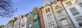 Wegen den hohen Mieten können sich viele den Umzug in eine neue Wohnung nicht leisten.