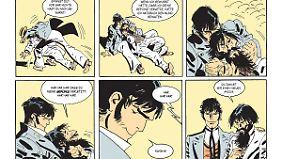 """Auch im neuesten Abenteuer """"Unter der Mitternachtssonne"""", das nicht von Pratt stammt, bekommt es Corto Maltese mit seinem Kumpanen und Erzfeind Rasputin zu tun."""