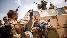 """Bundeswehr im Umbruch: """"Welt ist wieder im Prozess des Wettrüstens"""""""