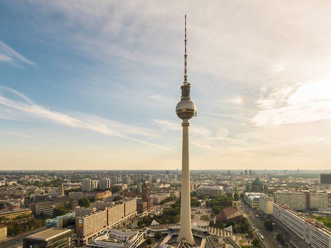 Berlin ist trotz höchster Kriminalitätsrate in Deutschland ziemlich sicher.