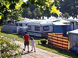 30 Millionen Übernachtungen: Urlaub auf dem Campingplatz boomt