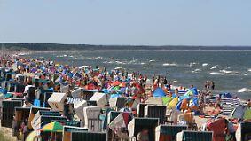 Gewitterlage entspannt sich: Norddeutschland freut sich über Sommer-Feeling