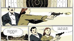 Carmen und Miguel bereiten sich auf den bewaffneten Kampf vor.