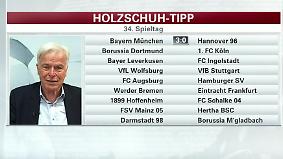 """Holzschuh tippt den Spieltag: VfB landet trotz Achtungserfolg """"definitiv in der zweiten Liga"""""""