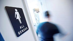 Washington D.C. vs. North Carolina: Toilettenstreit spaltet die USA