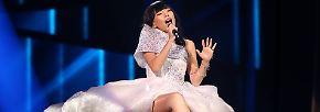 Zittern bis zum Schluss: Die besten Bilder vom Eurovision Song Contest
