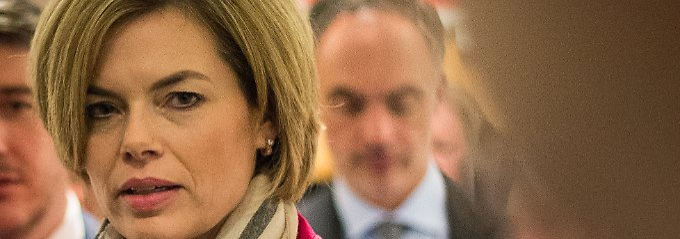 zweimal gescheitert wie geht es weiter fr julia klckner - Julia Klockner Lebenslauf