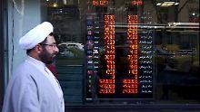 Großbanken noch zögerlich: Westen ruft zu Iran-Investments auf