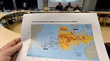 MH370-Absturz: Experten: Ermittler suchen am falschen Ort