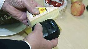 Lebensmittel-Scanner für die Hosentasche: Was ist eigentlich im Essen?