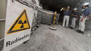 Entsorgung radioaktiver Abfälle: Die endlose Suche nach dem Endlager