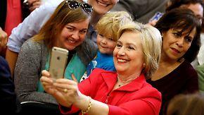Ausschreitungen bei den Demokraten: Clinton siegt in Kentucky und macht den Trump