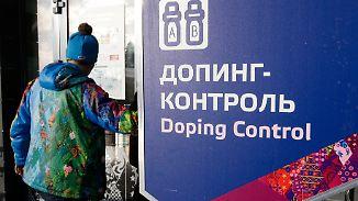 Schwerwiegender Dopingverdacht: Wird Russland von den Olympischen Spielen ausgeschlossen?