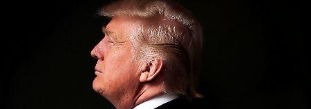 """""""Es ist sehr traurig"""": Trump geht von Tod Khashoggis aus"""