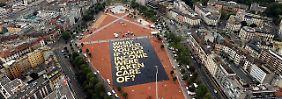 Weltrekord fürs Grundeinkommen: Die größte Frage der Welt kommt nach Berlin