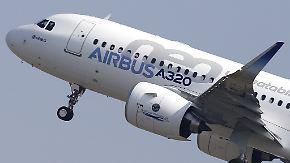 12 Zwischenfälle in 15 Jahren: A320 gilt als äußerst sicher