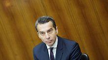"""""""Countdown um die Herzen"""": Kern stellt seine österreichische Vision vor"""