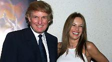 Vom Zeitungscover ins Weiße Haus: Melania Trump - the new FLOTUS