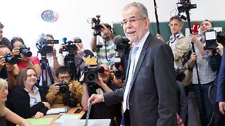 Rechts oder Grün?: Österreich wählt neuen Bundespräsidenten