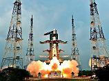 Militärisch-ziviles Wettrennen im All: China und Indien holen rasant auf