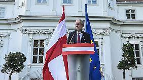 Österreichs neuer Bundespräsident: Alexander Van der Bellen.
