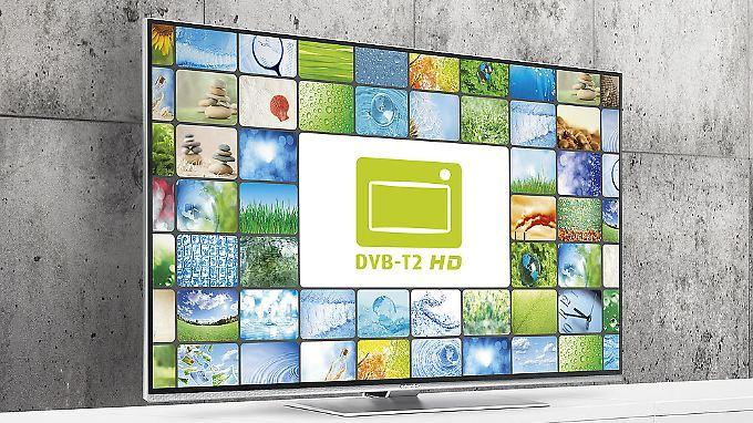 DVB-T2 macht Fernsehen schärfer - aber Zuschauer müssen dafür bezahlen.