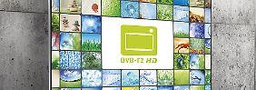 Ist mein Fernseher schon fit?: Hier wird bald auf DVB-T2 umgestellt