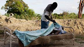 Erste Erkrankungen in Port-au-Prince: Zahl der Toten in Haiti steigt