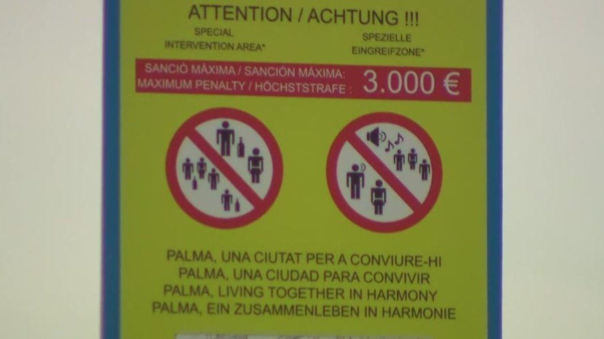 3000 Euro Strafe - fu00fcr was?: Neue Verbotsschilder lassen ...
