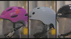 ADAC prüft 19 Modelle: Diese Kinder-Fahrradhelme bestehen den Test nicht