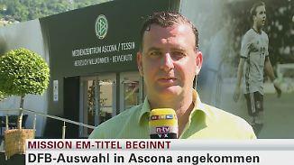 """Erik Monien aus Ascona: """"Neulinge sollen Arrivierten Feuer unterm Hintern machen"""""""
